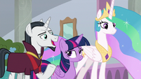 "Neighsay ""your headmare is right"" S8E26"