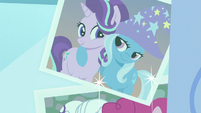 Photograph of Starlight and Trixie S7E1