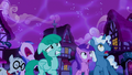 Ponies frightened by the Tantabus S5E13.png