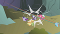 Ponies knocked out S01E07.png