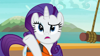 "Rarity ""the bunyip is responsible"" S6E22"