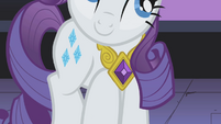 Rarity cutie mark S01E02