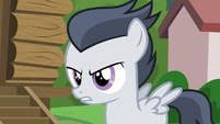 Rumble getting frustrated again S7E21