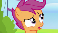 Scootaloo nervous -I don't- S8E20