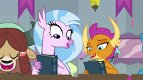 Silverstream and Smolder singing together S8E1