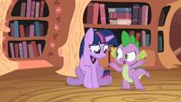 Spike -I've ever heard- S2E03
