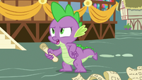 Spike -I can't let her down- S7E15