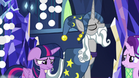 Star Swirl the Bearded snubs Twilight again S7E26