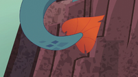 Torch's tail moved down S6E5