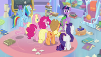 "Twilight ""you all escaped without my help"" S9E25"