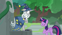 "Twilight Sparkle ""I figured out how to get you"" S7E25"