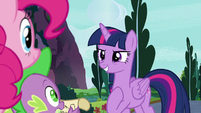 "Twilight Sparkle ""then I know we can"" S9E13"