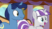 "Twilight Velvet ""don't ask questions!"" S7E22"