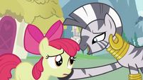 Zecora 'Now, Apple Bloom' S2E06