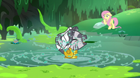 Zecora resurfaces in the swamp water S7E20