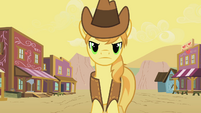 Braeburn supervising preparations for the battle S1E21