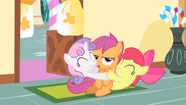 File:Cutie Mark Crusaders group hug S01E23.png