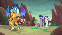 """Ember """"every dragon who thinks I'm just a little princess"""" S6E5"""
