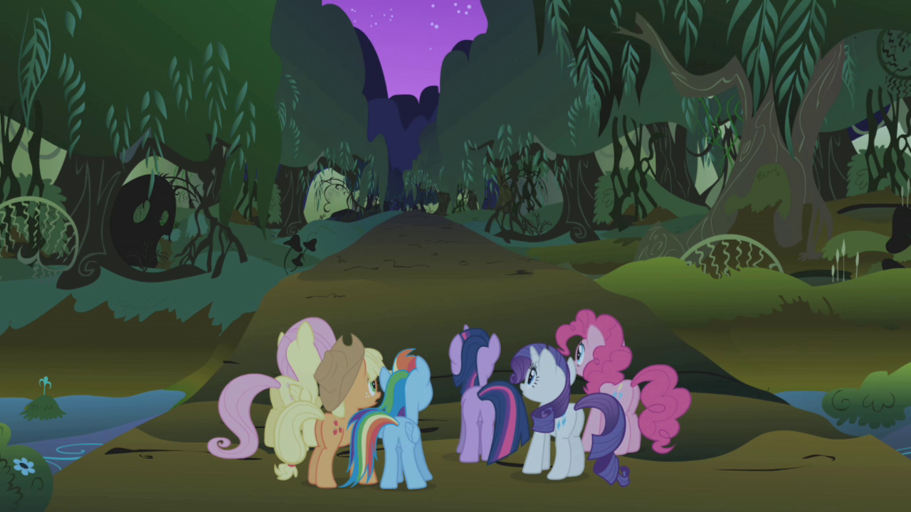 Everfree forest my little pony friendship is magic wiki fandom everfree forest sciox Choice Image