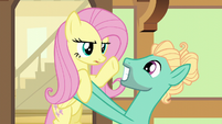 Fluttershy --on one condition-- S6E11