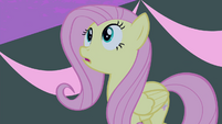 Fluttershy hear Rarity S4E14