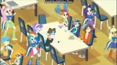 MLP- Equestria Girls Helping Twilight Win The Crown CZ mp3