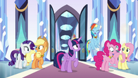 Mane Six win the battle against Sombra S9E1