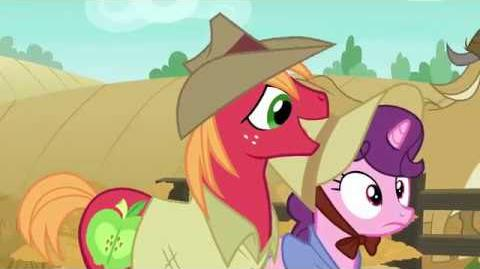 My Little Pony Friendship is Magic - Battle for Sugar Belle Ukrainian