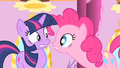 Pinkie Pie gets too close to Twilight S1E20.png