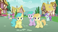 Ponyville fillies suddenly craving pies S7E23.png