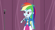 "Rainbow Dash ""thank you, Principal Celestia"" EG3"