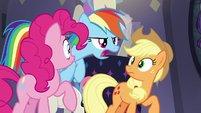 "Rainbow Dash ""well, let's find out!"" S8E4"