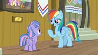 "Rainbow Dash ""you don't say"" S9E6"
