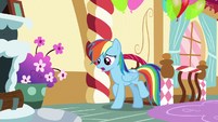 Rainbow Dash --had to do it all by myself-- S6E15
