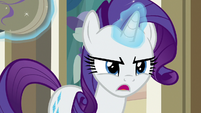 "Rarity ""Canterlot fashion show or no"" S8E4"