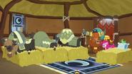 S07E11 Pinkie i jaki w chatce do spania