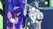 "Star Swirl the Bearded ""your land will not exist"" S7E26"