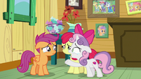 Sweetie Belle -just hang out with us- S9E12