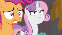 Sweetie Belle looking determined S9E22