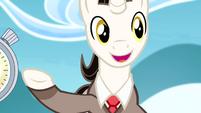 Timekeeper -Ponyville qualifies!- S4E10