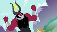 Tirek using his magic S4E26