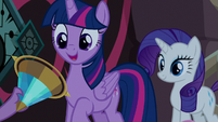 "Twilight ""where did you find this"" S8E25"
