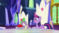 Twilight Sparkle --I know so!-- S5E22