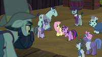 Twilight Sparkle --they'll listen to me-- S5E23