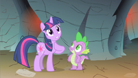 Twilight oh my gosh S1E19