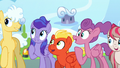 Academy trainees excited to meet Rainbow Dash S6E24.png