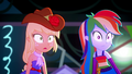 Applejack and Rainbow Dash notice the Crusaders SS3.png