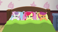 CMCs wake up feeling tired and small S9E22