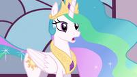 Celestia -you must keep your new abilities a secret- S4E26