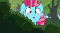 Chiffon Swirl blushing S7E13